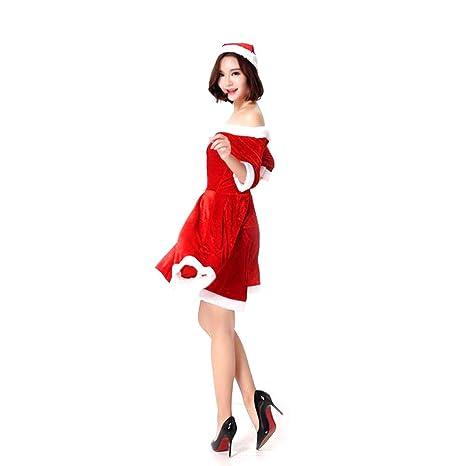 Traje De Lujo De Navidad De Santa Claus Traje De Traje De ...