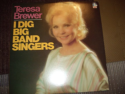 Price comparison product image I Dig Big Band Singers [Vinyl LP] [Stereo]