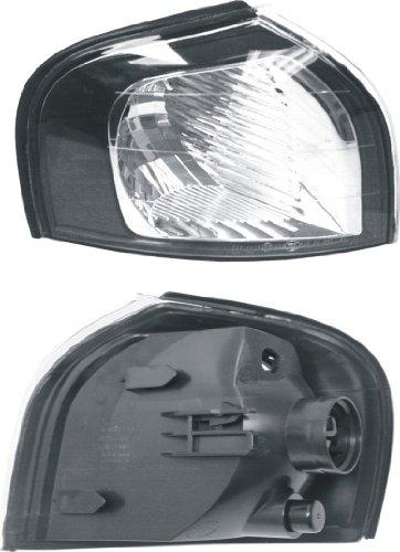 URO Parts 8659925 Right Turn Signal Lens with Xenon Headlights (Headlight Volvo S80 Lens)