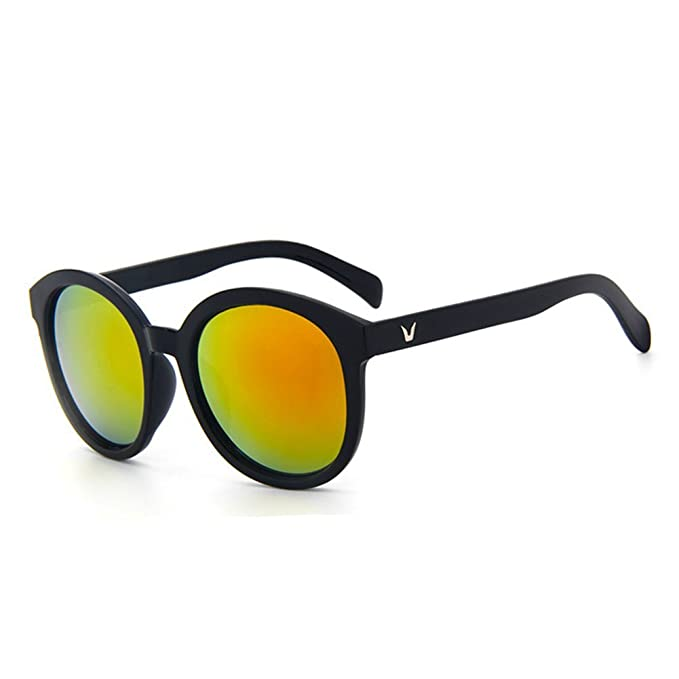 Z-P Nuevo Vintage Para Unisex Reflexivo UV400 Gafas De Sol ...