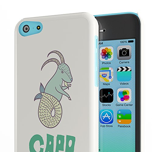 Koveru Back Cover Case for Apple iPhone 5C - Capricorn