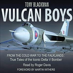 Vulcan Boys Audiobook