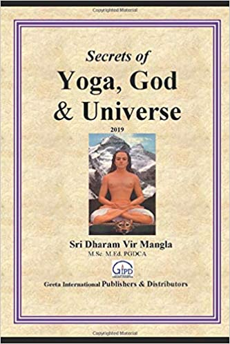 Secrets of Yoga, God & Universe: Amazon.es: Dharam Vir ...