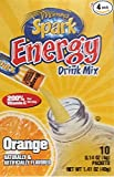 spark energy drink orange - Morning Spark Energy Drink Mix, Orange 10 Packets per Box (Pack of 12)
