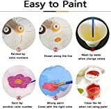 DIY Paint by Numbers Kits for Adults Kids Beginner