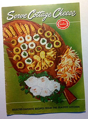 Sealtest Creamed Cottage Cheese Dorothy Dix ABC Radio Recipe Booklet