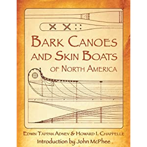 Bark Canoes and Outer layer Boats of North America