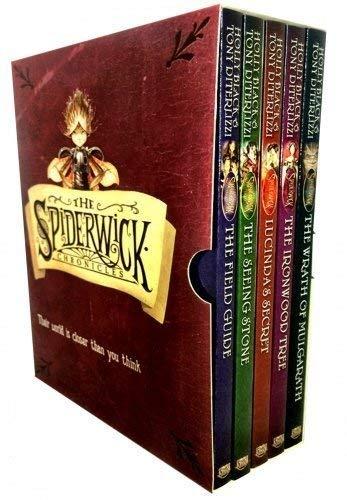 Spiderwick Chronicles Series - 9