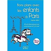 Petit livre de - Bons plans avec les enfants à Paris (LE PETIT LIVRE)