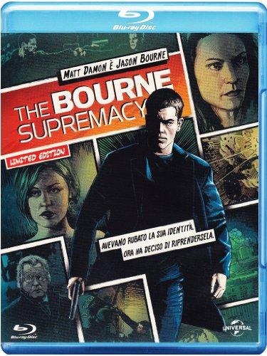 the bourne supremacy (ltd reel heroes edition) blu_ray Italian Import