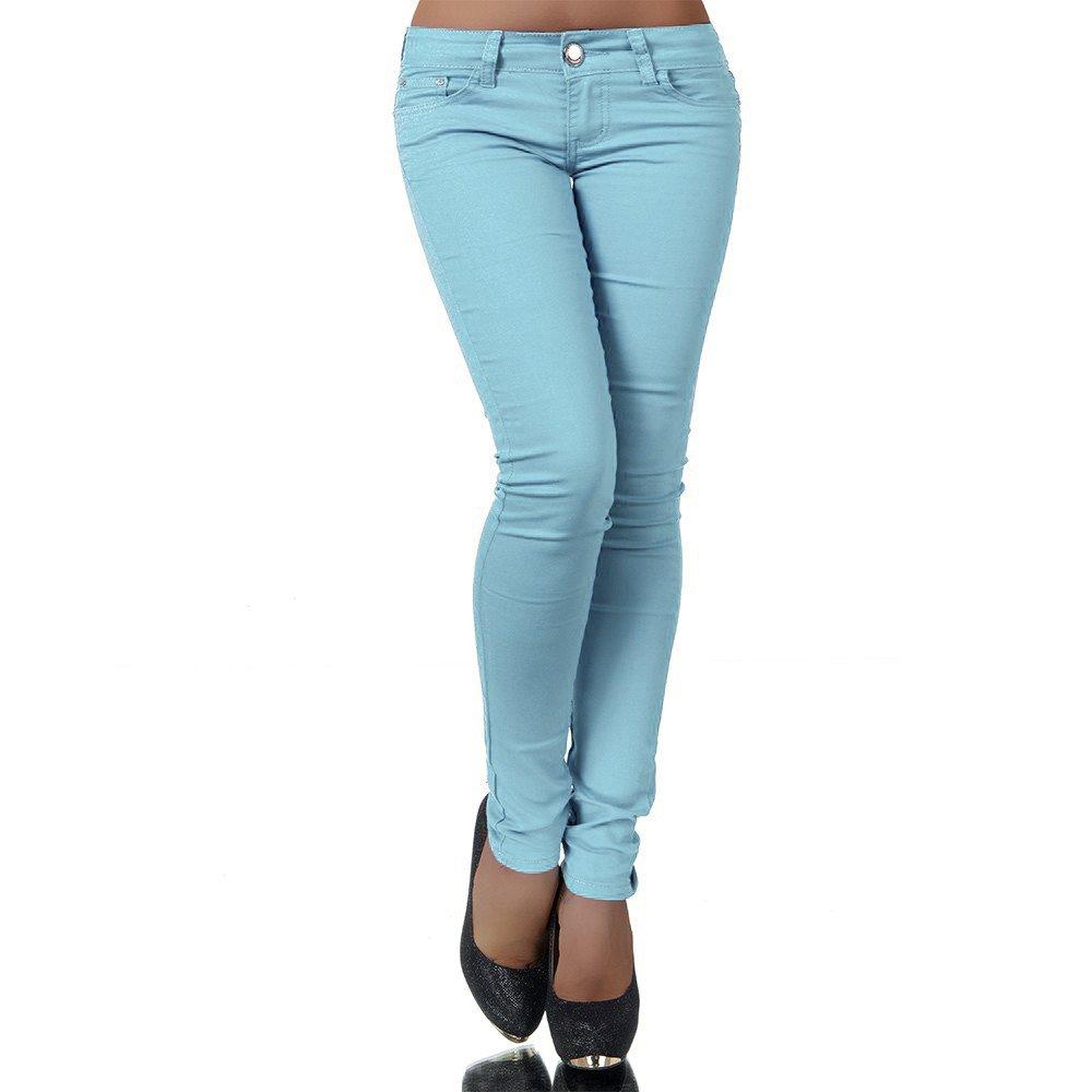 TALLA 36 (XS). Diva-Jeans - Vaqueros - Skinny - Básico - para Mujer