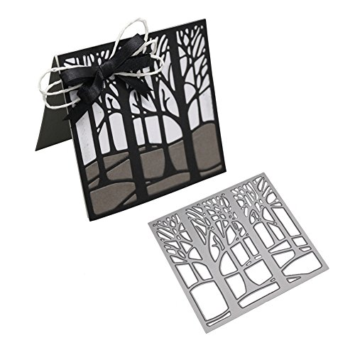 WOCACHI Metal Cutting Dies Stencils Scrapbooking Embossing Mould Templates Handicrafts Paper Cards DIY Card Making 1112-15 A]()