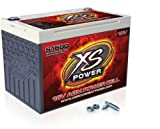 XS Power S1600 16V 2,000 Amp AGM Starting Battery with 3/8'' Stud Terminal