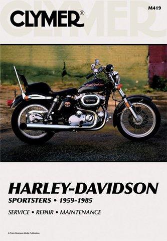 1974 Harley Sportster - 2