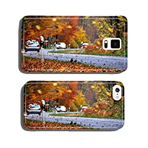 Autumn road cell phone cover case iPhone6 Plus