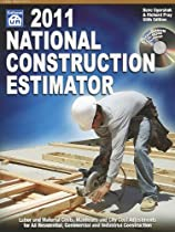 2011 National Construction Estimator, 59th Edition (Book & CD-ROM)