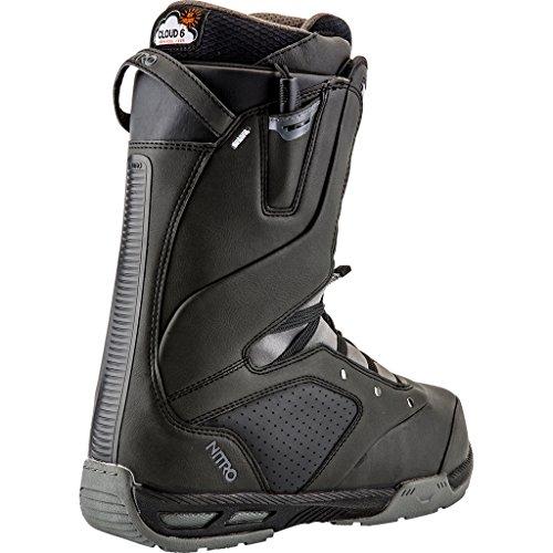 noir Chaussures homme Snowboards de TLS Venture '17 snowboard Noir Noir Nitro pour noir vqwUS4ZZ