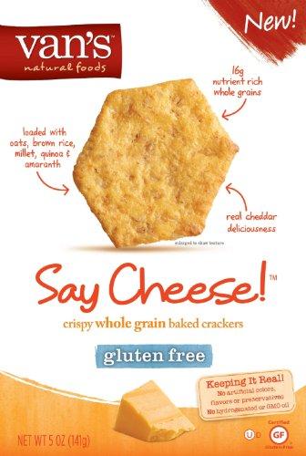 van cheese crackers - 3