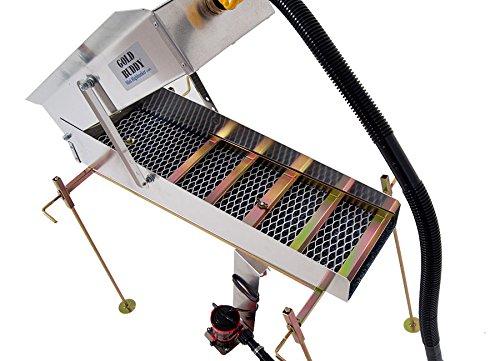 Mini Mining Equipment : Gold buddy mini highbanker mining equipment buy