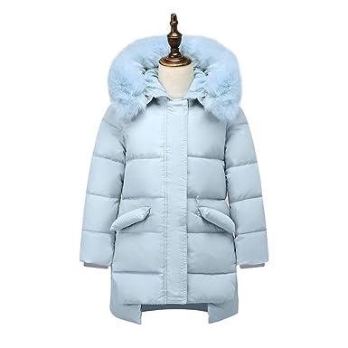 CYSTYLE Daunenjacke Winterjacke für Kinder Jungen Mädchen