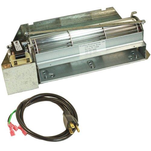 gas fireplace blower lennox - 6