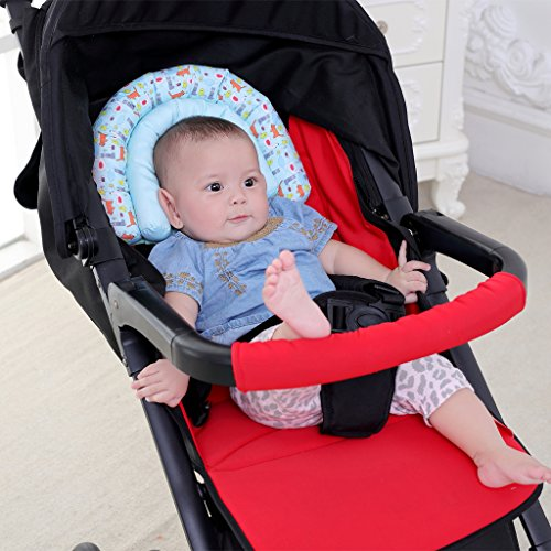 Toddler Neck Pillow For Car Seat Headrest Support Travel Stroller