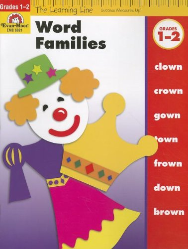 Word Families (Learning Line) (Word Words Families Rhyming)