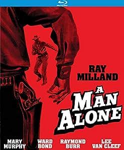 A Man Alone [Blu-ray]