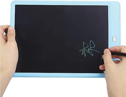 環境保護電子描画ボード10インチ手書きパッドLCD手書きパッド子供向け学習(blue)