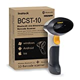Inateck  BCST-10 Wireless Bluetooth Barcode Scanner