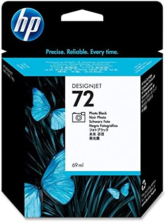 HP C9397A - 72 69 ML PHOTO BLACK INK CART: Amazon.es: Electrónica