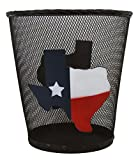 LL Home Texas Map Wired Basket