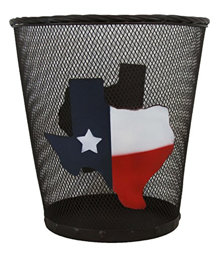 LL Home Texas Map Wired Basket by LL Home