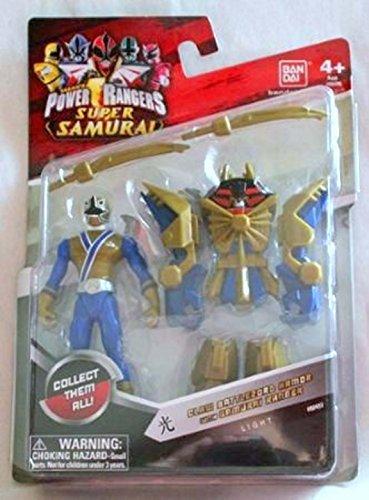 Power Rangers Super Samurai Blue Ranger (Light) Claw Battlezord Armor ()