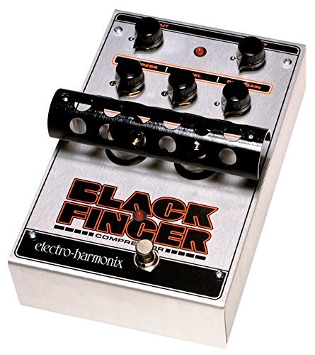 Electro-Harmonix Black Finger Tube Compression Pedal