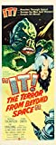 It The Terror From Beyond Space Poster Art 1958. Movie Poster Masterprint (11 x 17)