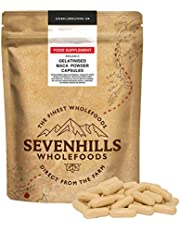 Sevenhills Wholefoods Biologische Rauwe Maca poeder
