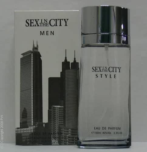 Sex In The City Style FOR MEN by Instyle - 3.3 oz EDP Spray