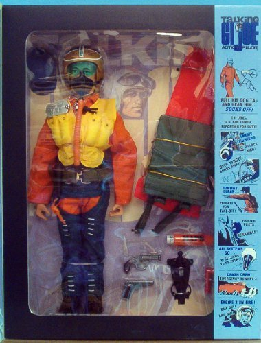 G.I. Joe Talking Action Pilot (Talking Action Pilot)