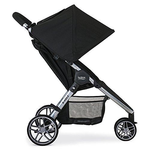 Britax 2017 B Agile Stroller Black Baby Stroller
