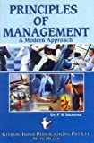 Principles of Management, P.K. Saxena, 8190794159