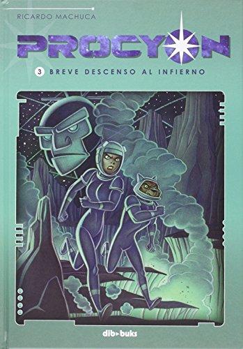 Descargar Libro Procyon 3 Ricardo Machuca Pradas