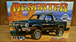 MPC 947 Deserter 1984 GMC Pickup (Molded In White) 1:25 Scale Plastic Model Kit - Requires Assembly by Round 2