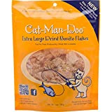 Cat-Man-Doo Extra Large Bonito Flakes, 1-Ounce Container or Pouch
