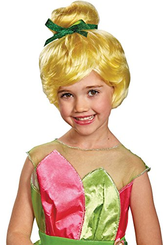 Tinker Bell Child Wig Costume Accessory (Tinkerbell Costume Cheap)