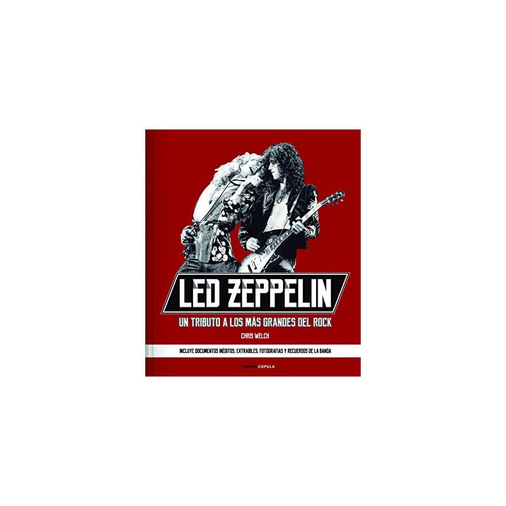 Led Zeppelin: Un tributo a los más grandes del rock  Tapa dura 2017