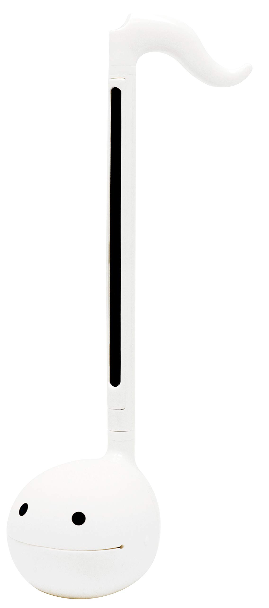 Otamatone [Japanese Edition] Japanese Electronic Musical Instrument Synthesizer by Cube / Maywa Denki, White by Otamatone