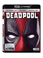 Deadpool [4K Ultra-HD Blu-ray] from 20th Century Fox