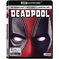 Deadpool 4K Ultra HD on Blu-ray (2016)