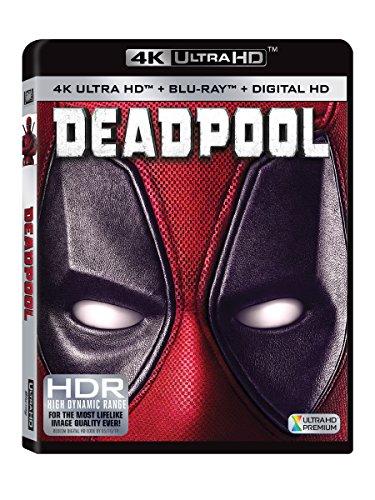 Deadpool [4K Ultra-HD Blu-ray]
